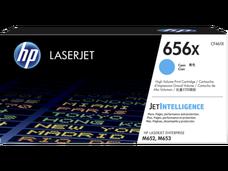 Eredeti HP 656X nagy kapacitású ciánkék toner (CF461X)