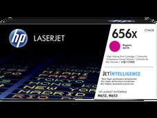 Eredeti HP 656X nagy kapacitású magenta toner (CF463X)