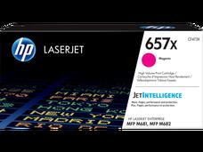 Eredeti HP 657X nagy kapacitású magenta toner (CF473X)