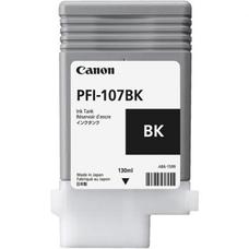 Eredeti Canon PFI-107BK fekete patron (130ml)