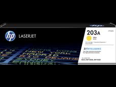 Eredeti HP CF542A sárga toner (203A)