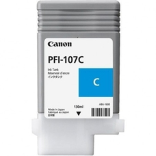 Eredeti Canon PFI-107C ciánkék patron (130ml)