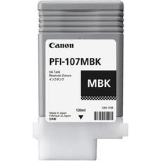 Eredeti Canon PFI-107MBK matt fekete patron (130ml)