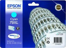 Eredeti Epson T7902 ciánkék nagy kapactiású tintapatron