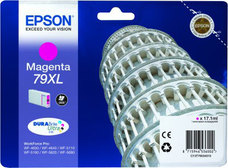 Eredeti Epson T7903 magenta nagy kapactiású tintapatron