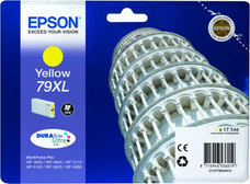 Eredeti Epson T7904 sárga nagy kapactiású tintapatron