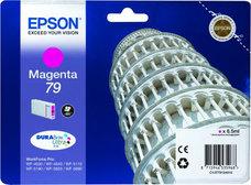 Eredeti Epson T7913 magenta tintapatron