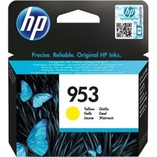 Eredeti HP 953 sárga patron (F6U14AE)