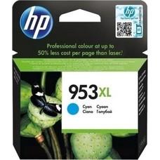 HP 953XL nagy kapacitású ciánkék patron (F6U16AE)