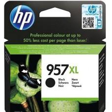 Eredeti HP 957XL extra nagy kapacitású fekete patron (L0R40AE)