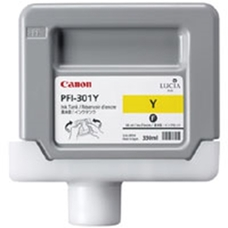 Eredeti Canon PFI-306Y sárga patron (330ml)