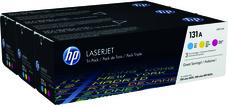 HP U0SL1AM multi-pack (HP 131A, ciánkék, magenta, sárga)