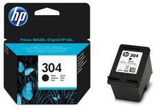 Eredeti HP 304 fekete patron (N9K06AE)
