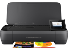HP Officejet 250 Mobile All-in-One patron