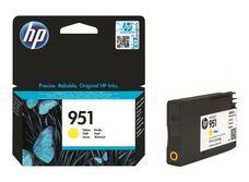 Eredeti HP 951 sárga patron (CN052AE)