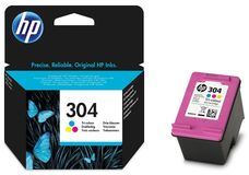 Eredeti HP 304 színes patron (N9K05AE)