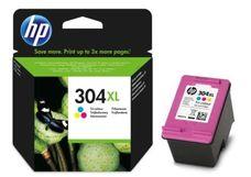 HP 304XL nagy kapacitású színes patron (N9K07AE)