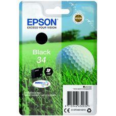 Eredeti Epson 34 fekete patron 6,1 ml (T3461)