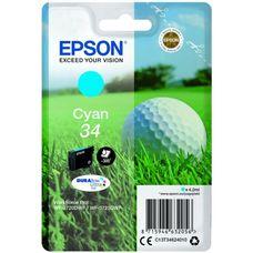 Eredeti Epson 34 ciánkék patron 4,2 ml (T3462)