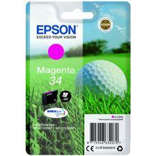 Eredeti Epson 34 magenta patron 4,2 ml (T3463)
