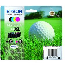 Eredeti Epson 34XL nagy kapacitású multipack (T3476)