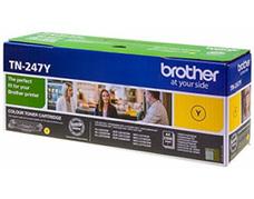 Eredeti Brother TN-247Y nagy kapacitású sárga toner