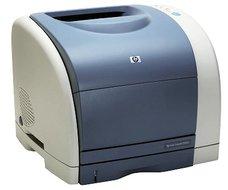 HP Color LaserJet 2500N toner