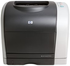 HP Color LaserJet 2550N toner