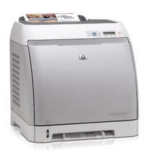 HP Color LaserJet 2605DN toner