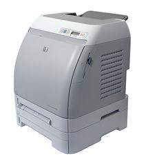 HP Color LaserJet 2605DTN toner
