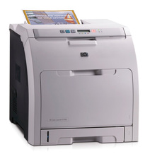 HP Color LaserJet 2700N toner