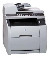HP Color LaserJet 2820 toner