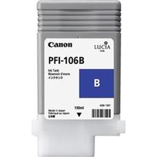 Eredeti Canon PFI-106B kék patron (130ml)