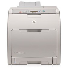 HP Color LaserJet 3000N toner