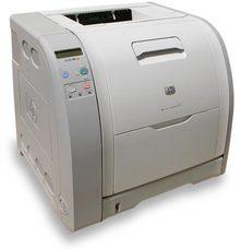 HP Color LaserJet 3500 toner