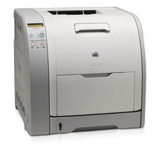 HP Color LaserJet 3500N toner