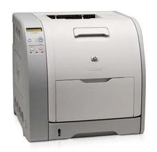 HP Color LaserJet 3550N toner