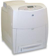 HP Color LaserJet 4610N toner