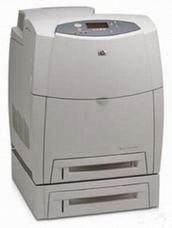 HP Color LaserJet 4650DTN toner