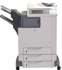 HP Color LaserJet 4730XS toner