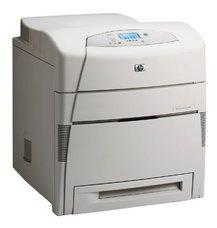 HP Color LaserJet 5500 toner