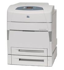 HP Color LaserJet 5500DTN toner