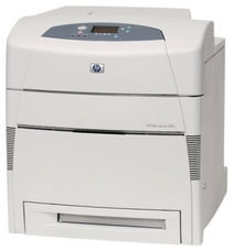 HP Color LaserJet 5550DN toner