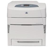 HP Color LaserJet 5550N toner