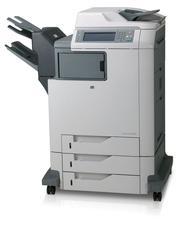 HP Color LaserJet CM4730FSK toner