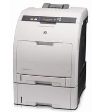 HP Color LaserJet CP3505X toner