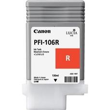Eredeti Canon PFI-106R piros patron (130ml)