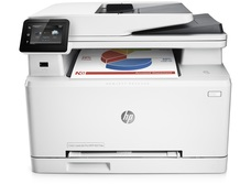 HP Color LaserJet Pro MFP M277dw toner