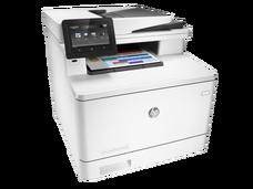 HP Color LaserJet Pro MFP M377dw toner
