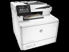 HP Color LaserJet Pro MFP M477fdw toner